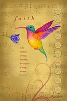 Faith by Christine Kerrick - various sizes