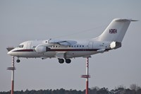A British Aerospace 146 Jet of the Royal Air Force by Timm Ziegenthaler - various sizes