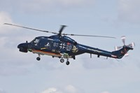 Sea Lynx Helicopter of the German Navy with 100th Anniversary Markings by Timm Ziegenthaler - various sizes - $47.49