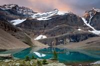 British Columbia, Yoho NP, Lake Oesa by Jaynes Gallery - various sizes