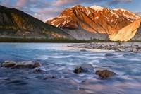 Canada, British Columbia, Alsek River Valley (horizontal) by Jaynes Gallery - various sizes - $32.99