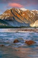 Canada, British Columbia, Alsek River Valley (vertical) by Jaynes Gallery - various sizes - $32.99