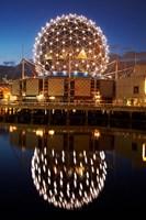 Science World, False Creek, Vancouver, British Columbia by David Wall - various sizes