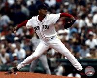 Pedro Martinez 2003 Action Fine Art Print