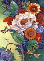 The Mixed Bouquet Fine Art Print