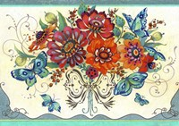 Frilly Floral by David Galchutt - various sizes