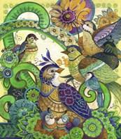 Chirp Fine Art Print