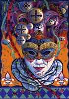 Carnival Fine Art Print