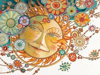 The Blissful Alignment Fine Art Print