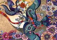 The Jaunty Spring Fine Art Print
