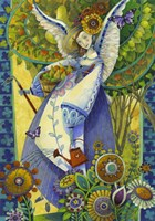 Angelic Harvesting by David Galchutt - various sizes