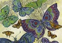 Flutter Flock Fine Art Print