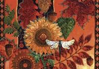 As fall nips the air by David Galchutt - various sizes