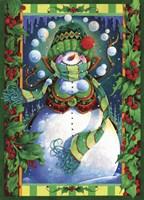 Snowman by David Galchutt - various sizes
