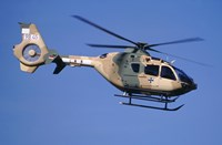 A Eurocopter EC-635 helicopter by Timm Ziegenthaler - various sizes