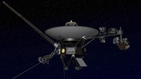 Artist's Concept of One of the Twin Voyager Spacecraft - various sizes - $30.49