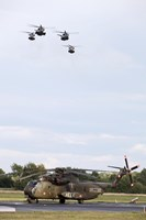 German Army CH-53G helicopters, Germany by Timm Ziegenthaler - various sizes