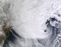 A Winter Storm Over Eastern New England - various sizes