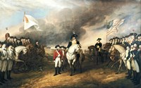 Surrender of Lord Cornwallis - various sizes - $17.99
