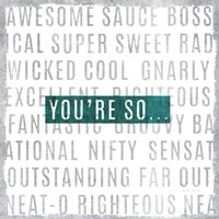 Youre So by Michael Mullan - various sizes, FulcrumGallery.com brand