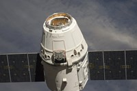 The SpaceX Dragon Commercial Cargo Craft - various sizes