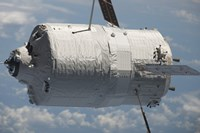 The Edoardo Amaldi Automated Transfer Vehicle-3 resupply Spacecraft - various sizes