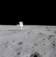 Apollo 14 Astronaut Makes Pan with the Lunar Surface Television Camera - various sizes, FulcrumGallery.com brand