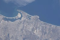 View from Space of San Diego, California - various sizes