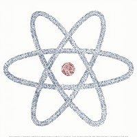 Atom (Elements on the Periodic Table) Fine Art Print