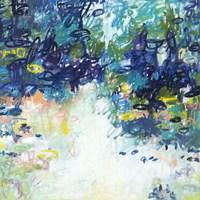 "Blue Ivy by Amy Donaldson - 20"" x 20"""