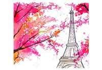 Paris for Grandma Fine Art Print