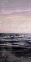 Ocean Eleven VI (left) Framed Print