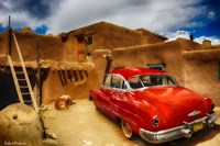 50's Buick Dynaflow Fine Art Print