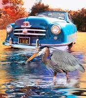 1950 Nash Rambler Convertible Fine Art Print