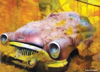 1953 Buick Fine Art Print