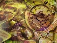 Holding onto Time Fine Art Print