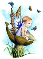 Boy Blue Fine Art Print