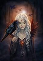 Ravenkin Fine Art Print