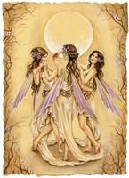 Dance of the Graces Fine Art Print