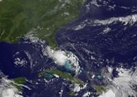 Tropical Storm Bonnie - various sizes
