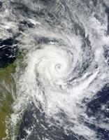 Tropical Cyclone Bingiza - various sizes