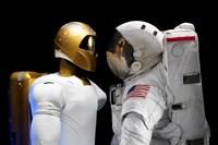 Robonaut 2, a Dexterous, Humanoid Astronaut Helper - various sizes - $47.99