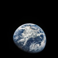 View of Earth taken from the Aollo 8 Spacecraft - various sizes - $30.49
