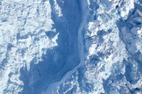 The Calving front of the Jakobshavn Glacier - various sizes