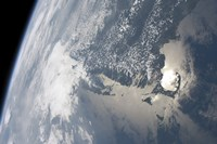Sunglint on the Waters of Earth - various sizes