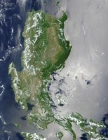 Satellite Image of the Northern Philippines - various sizes - $47.49