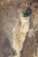 Natural-Color Image of the North End of the Suguta Valley in Kenya - various sizes, FulcrumGallery.com brand
