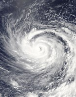Typhoon Ma-on over the Northern Mariana Islands - various sizes