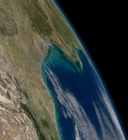 View of the Northern Gulf of Mexico - various sizes