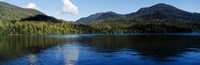 Lake with mountains, Morse Basin, Prince Rupert, British Columbia by Paul Souders - various sizes